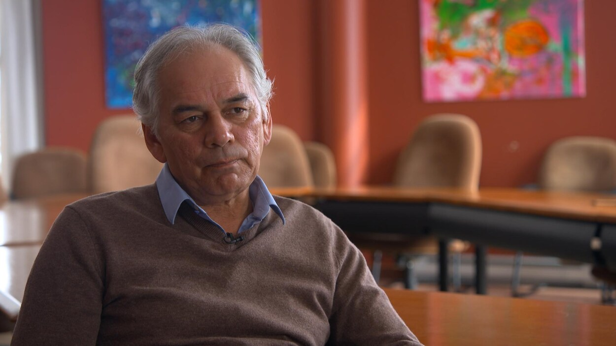 Ghislain Picard, chef de l'APNQL