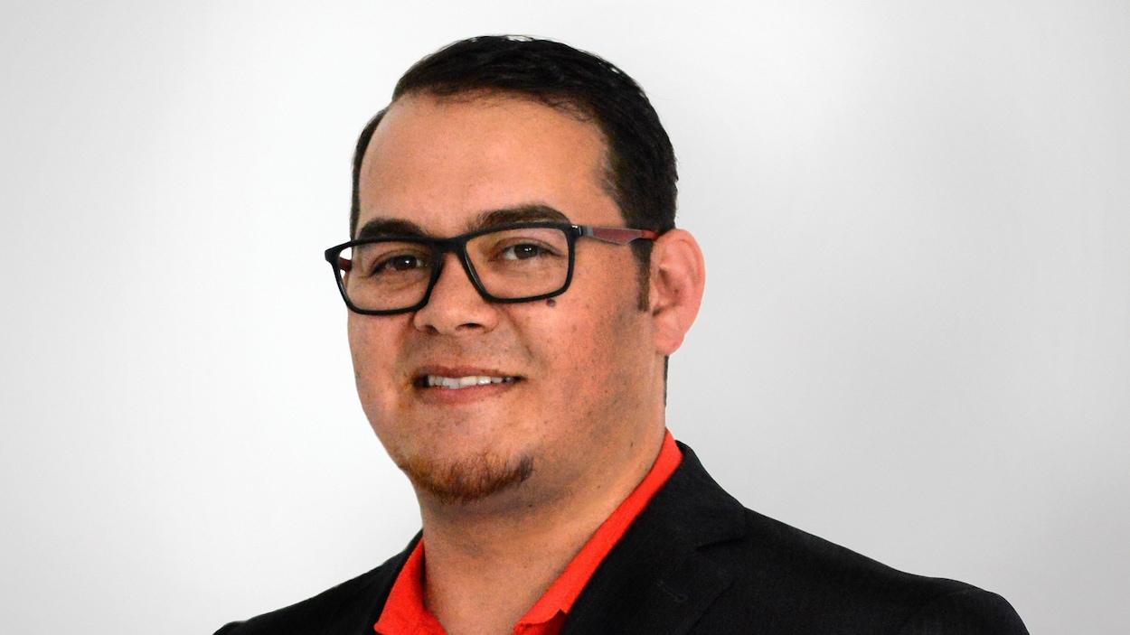 Gaëtan Baillargeon, candidat PLO Mushkegowuk-Baie James