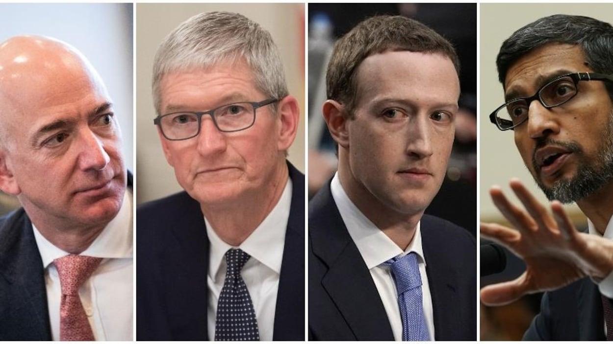 Les géants de la tech sous le feu des projecteurs politiques — GAFA