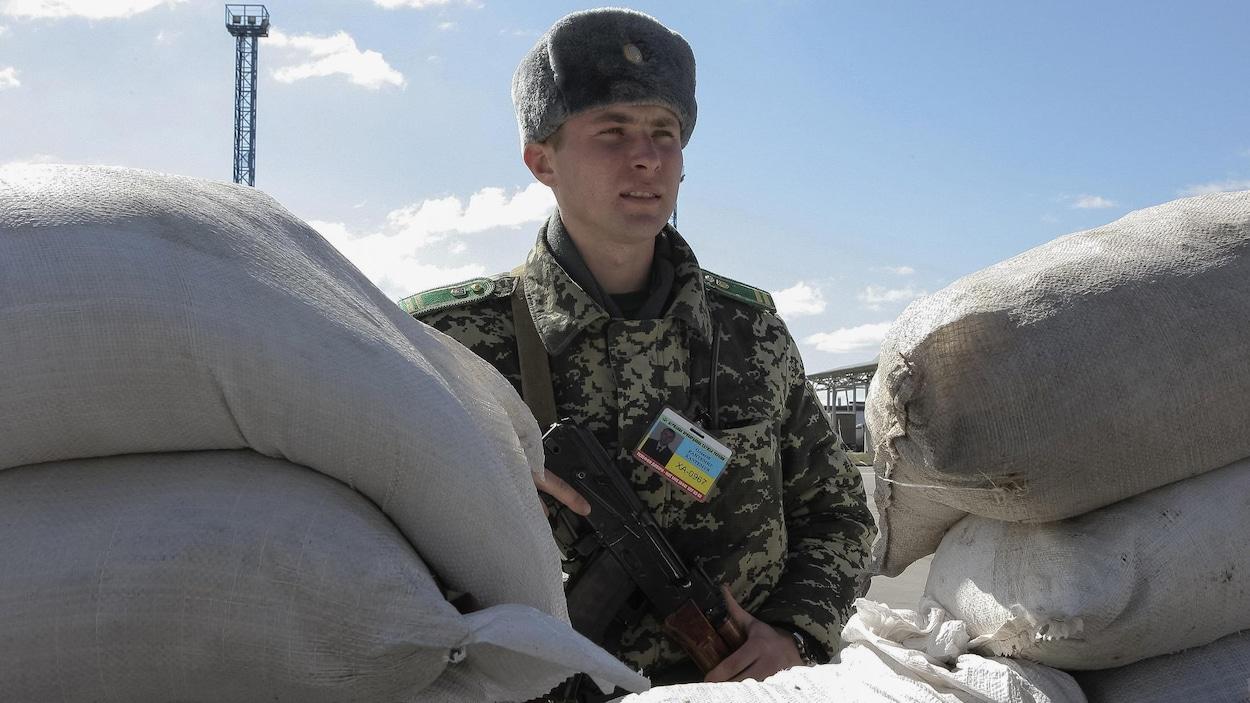 Ukraine Encore une mise en garde de la Russie