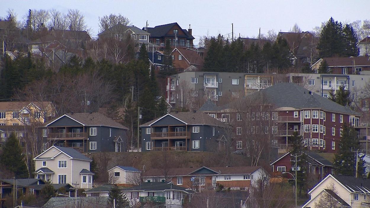 Habitations à logements