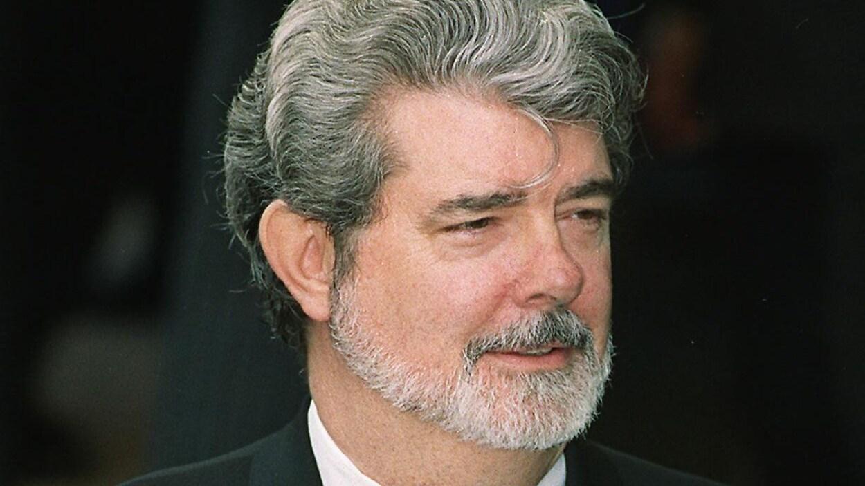 Le réalisateur de La guerre des étoiles le 14 juillet 1999