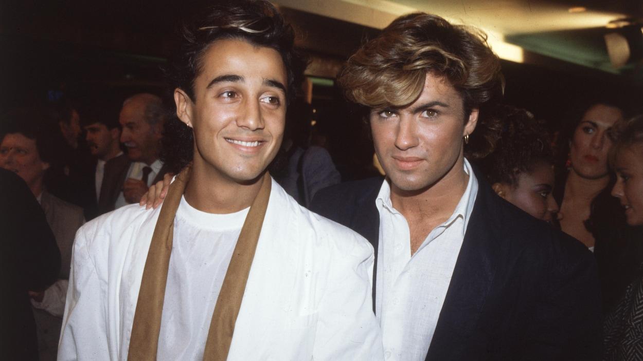George Michael et Andrew Ridgeley