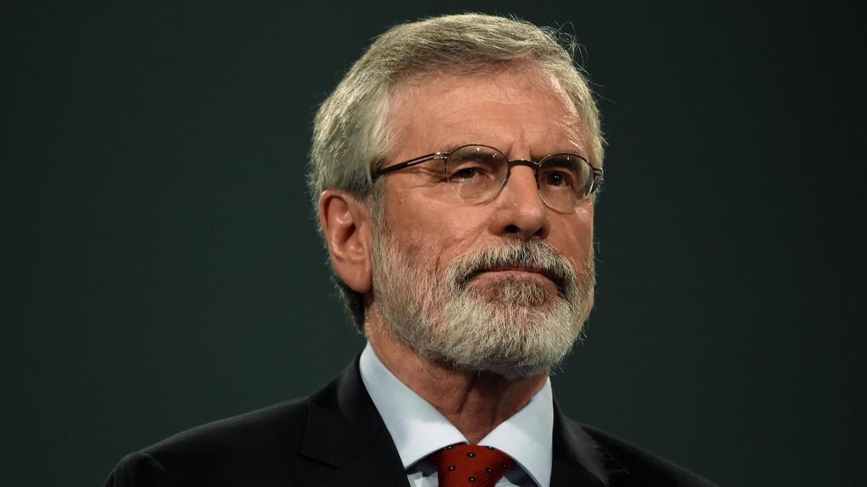 Gerry Adams quittera la présidence du Sinn Fein l'année prochaine — Irlande