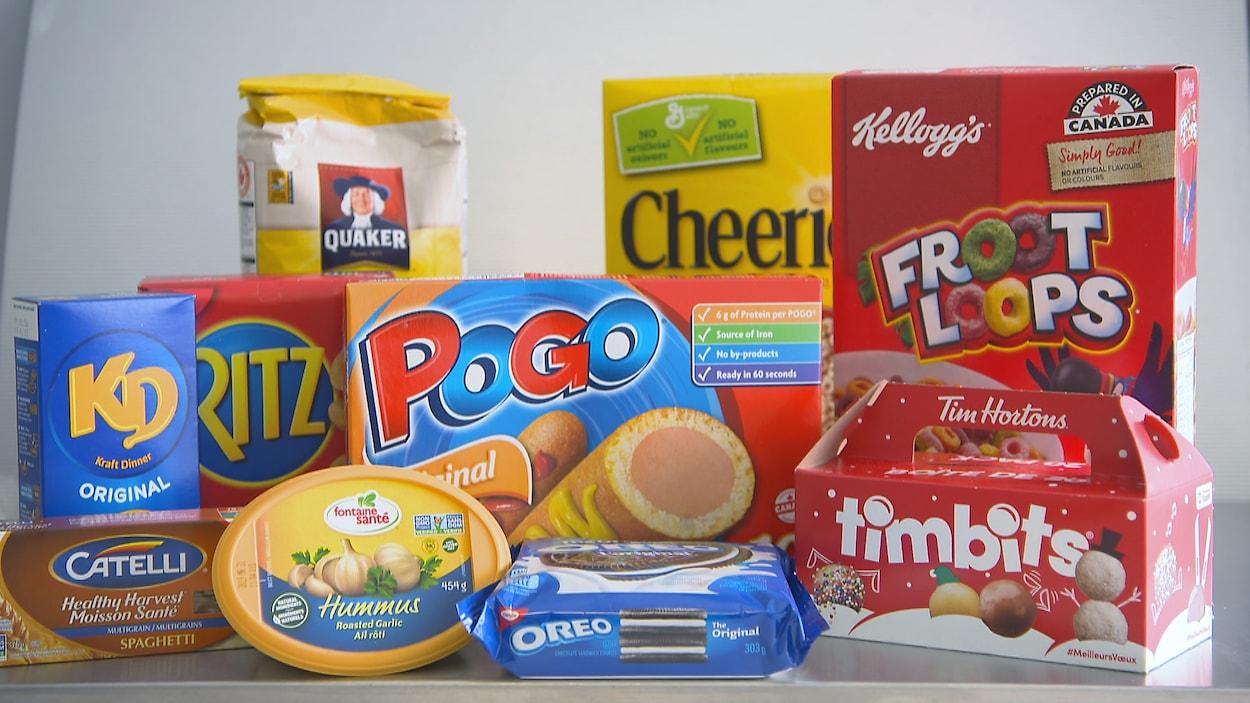 Des aliments courants comme des céréales Cheerios, du houmous, des biscuits Oreo contiennent des résidus de glyphosate.