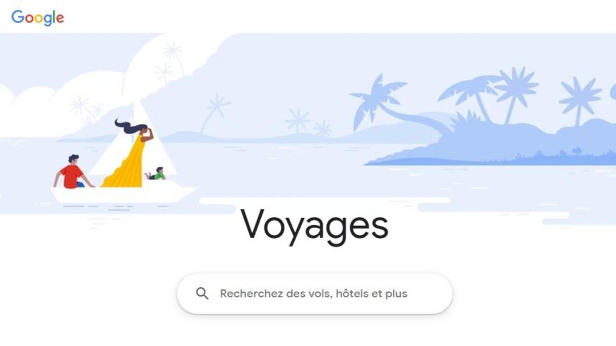 Google accusé de concurrence déloyale — Locations de vacances