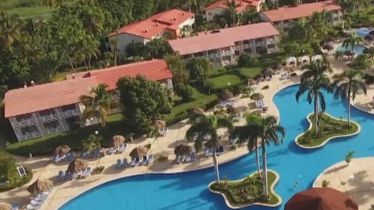 Une image tirée d'une vidéo promotionnelle du centre de villégiature Grand Bahia Principe La Romana de Punta Cana, en République dominicaine.