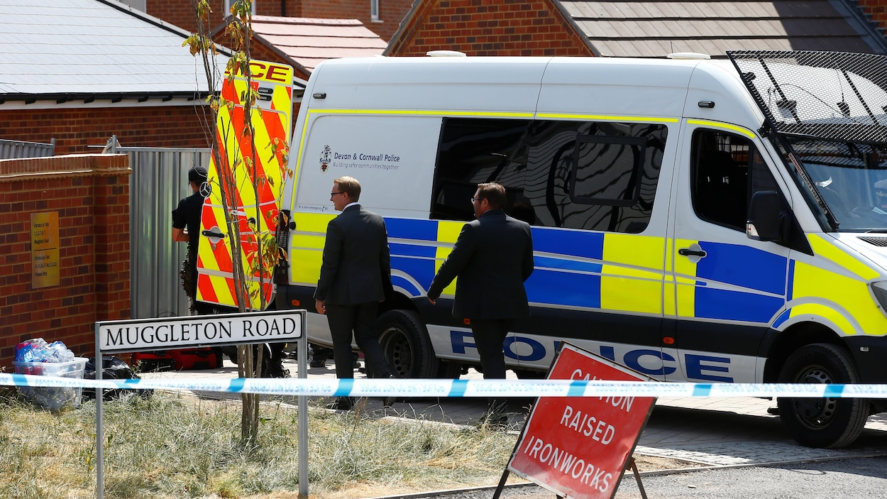 Décès de la Britannique contaminée à l'agent innervant à Amesbury