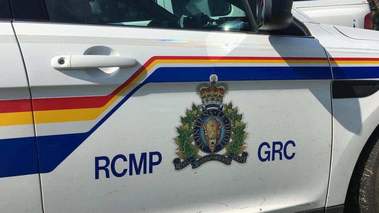 Des voitures de la Gendarmerie royale du Canada