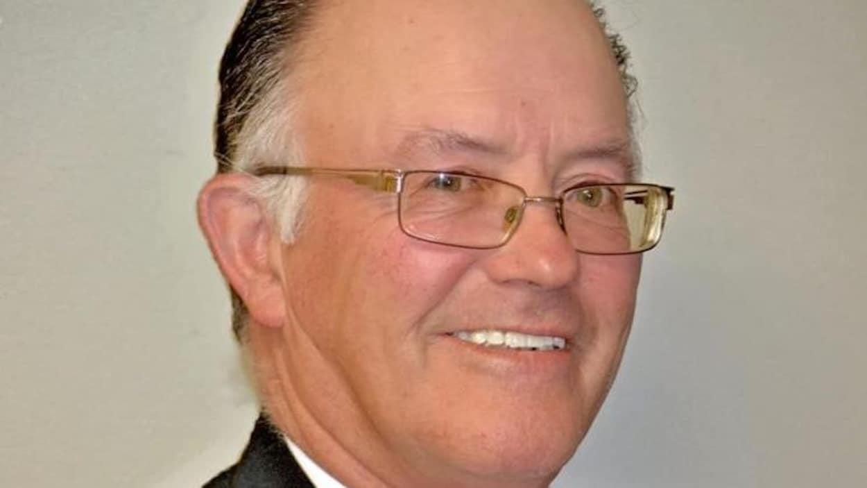 Photo officielle du maire Guy Cormier