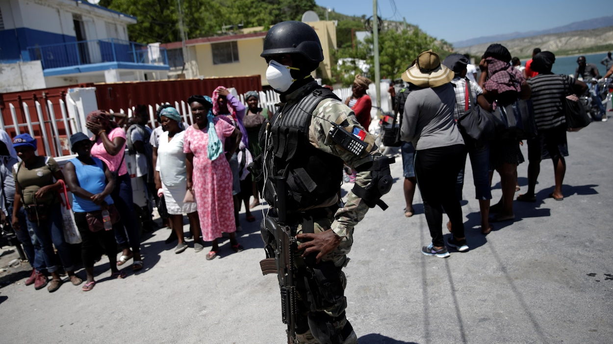 Haïti vient d'enregistrer deux premiers cas — Coronavirus