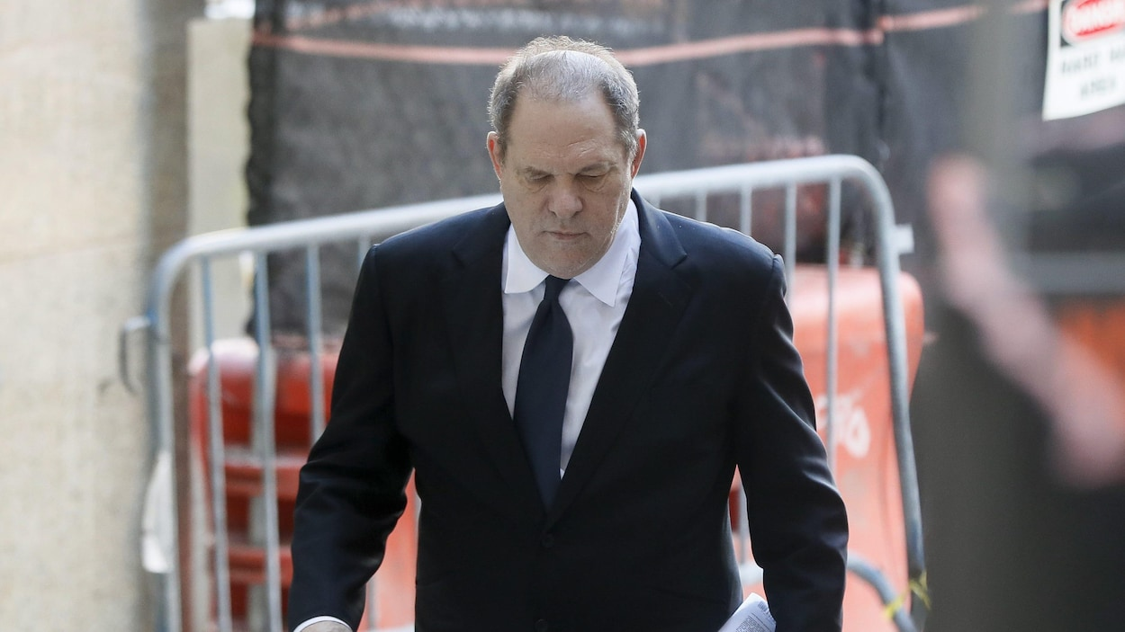 Agression sexuelle : Harvey Weinstein plaide encore non-coupable