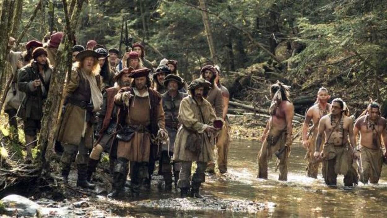 Le film « Hochelaga, terre des âmes », de François Girard