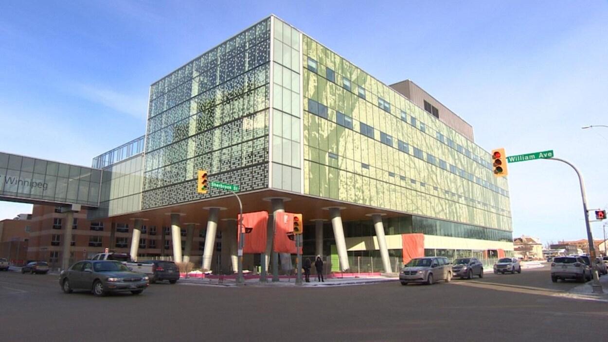 Hôpital pour femmes, à Winnipeg