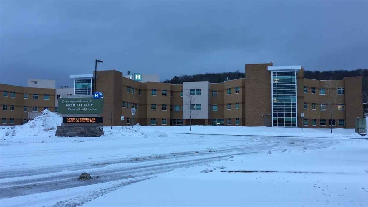 Centre régional de santé de North Bay