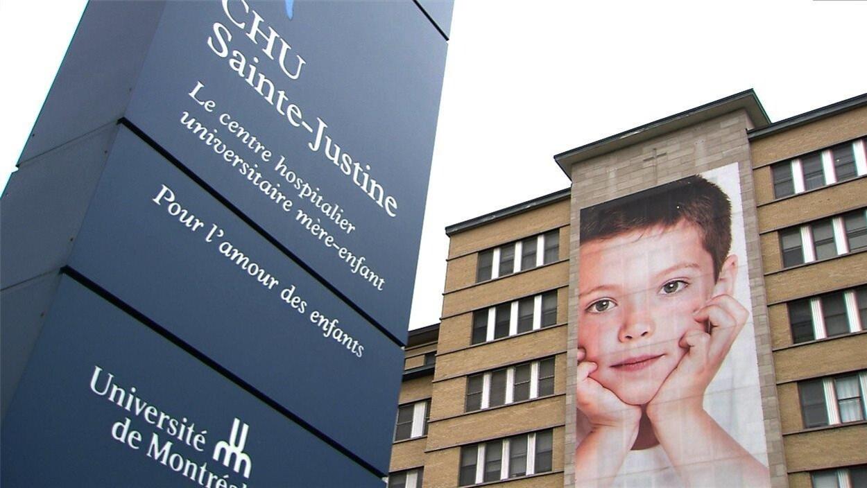 Hôpital Sainte-Justine
