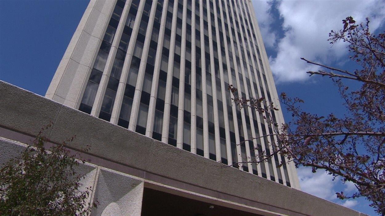 L'hôtel de ville de Regina