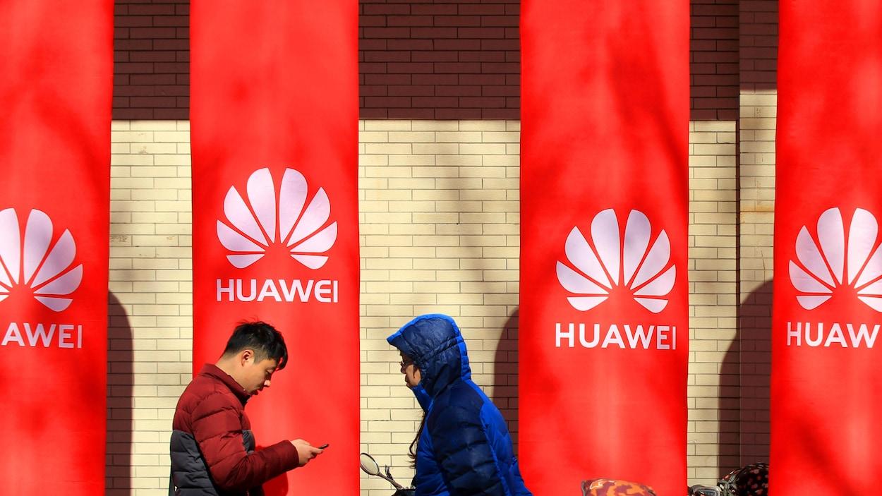 Ses équipements 5G présentent une lourde faille de sécurité — Huawei