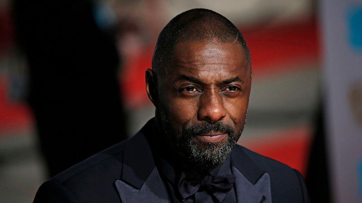 Portrait d'Idris Elba