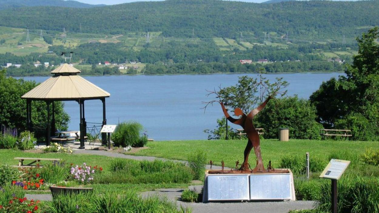 Le Parc-des-Ancêtres-de-l'île-d'Orléans