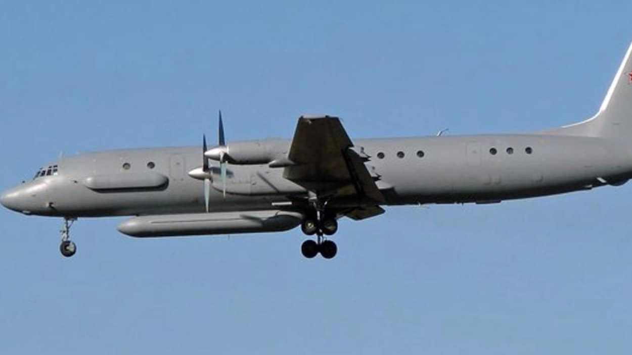 Un avion russe abattu par la défense syrienne