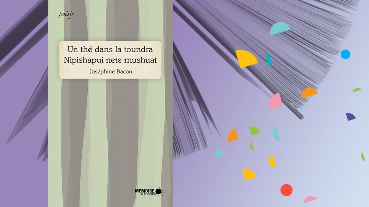 « Un thé dans la toundra / Nipishapui nete mushuat », de Joséphine Bacon