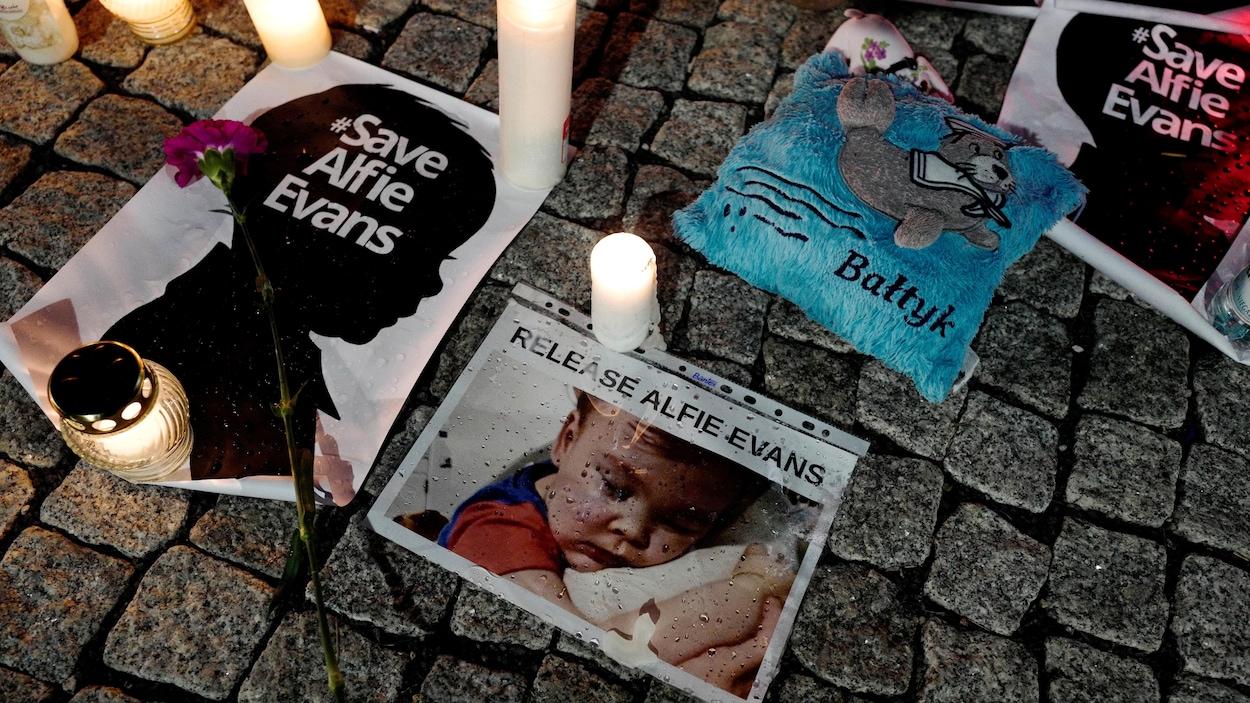 Décès d'un bébé au centre d'une bataille judiciaire — GB