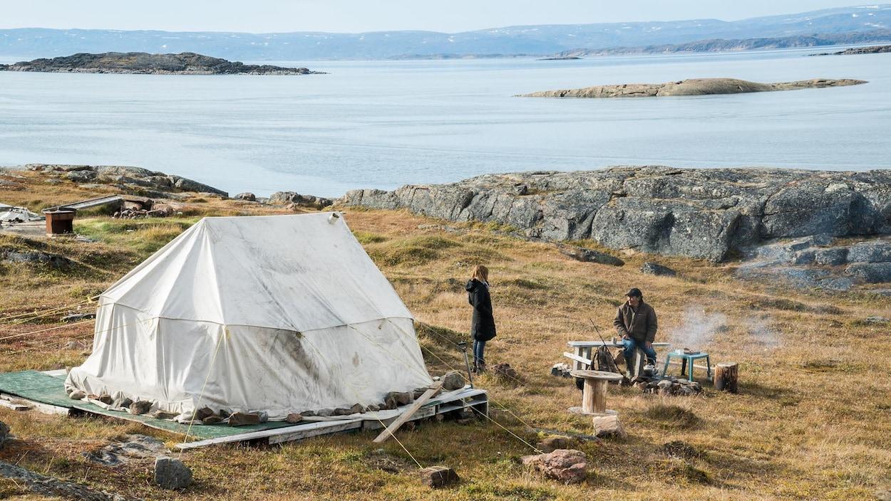Le film « Iqaluit »
