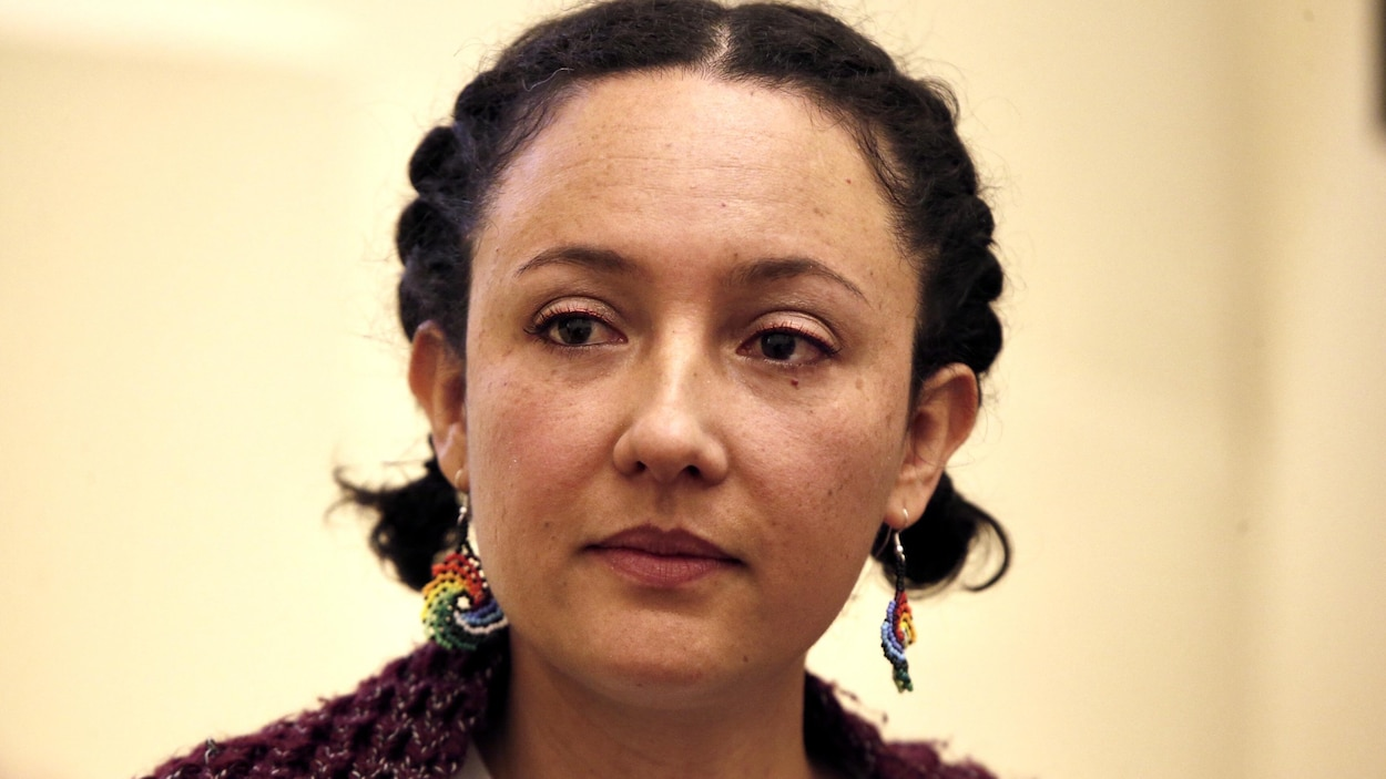 Isabel Zuleta.