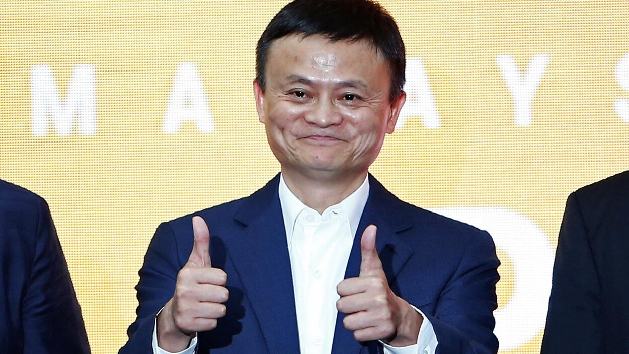 Le patron d'Alibaba ne se retirera pas tout de suite