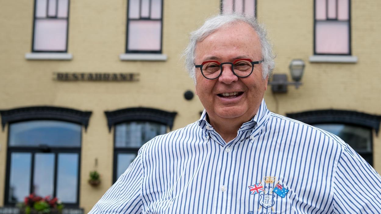 Le restaurateur Jacques Gauthier s'offre lamer