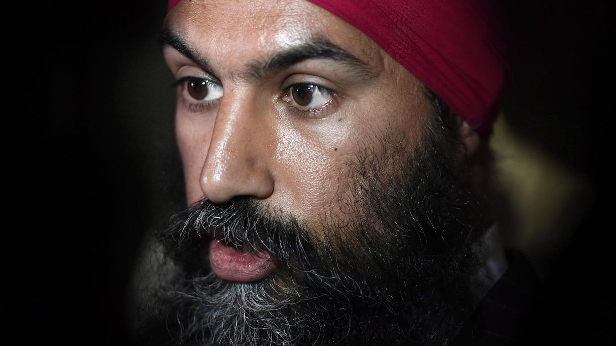 Le chef du NPD Jagmeet Singh a aussi décliné l'invitation à l'ambassade américaine à Ottawa à l'occasion du 4 juillet.