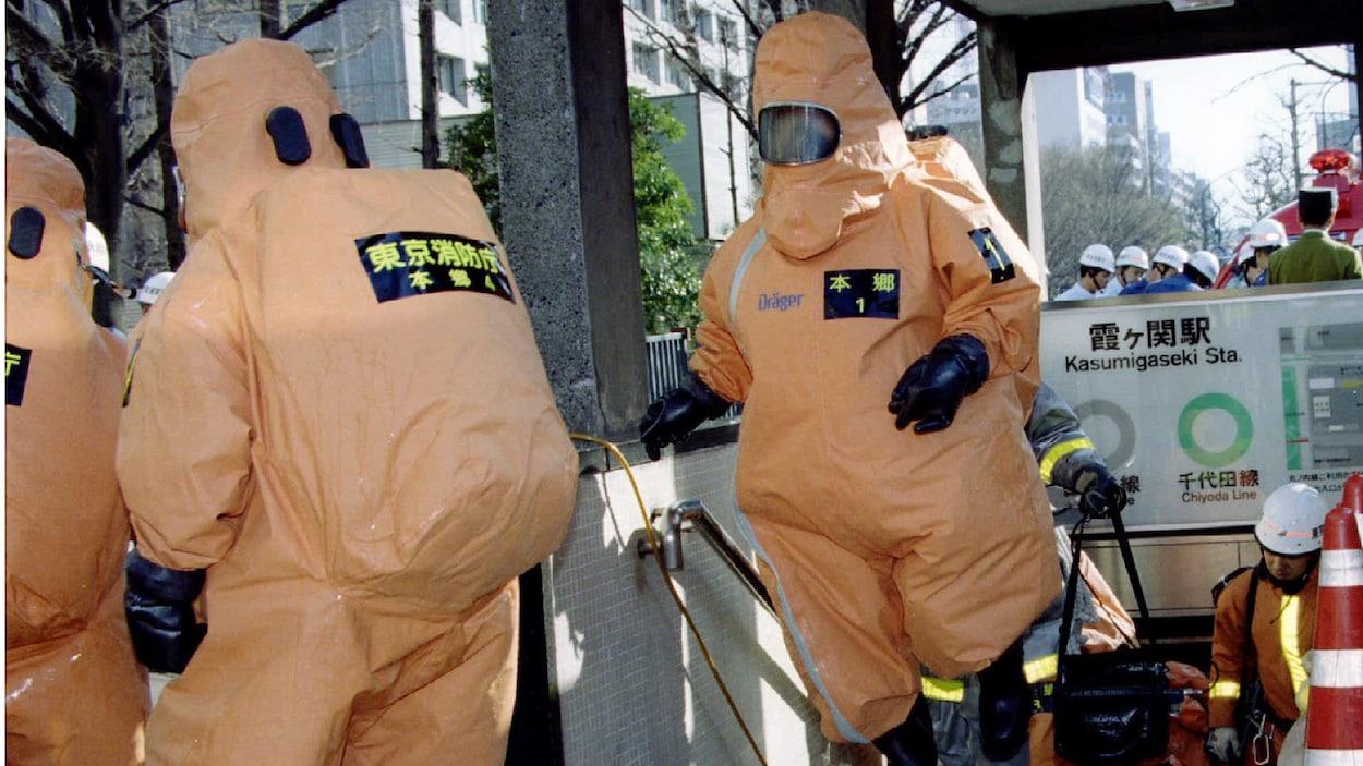 Le Japon exécute des membres de la secte Aum