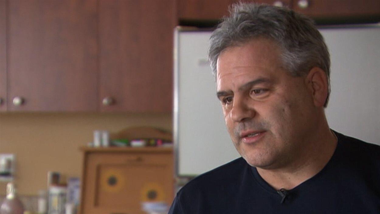 Jean-Claude Gingras, ex-maire de L'Assomption.