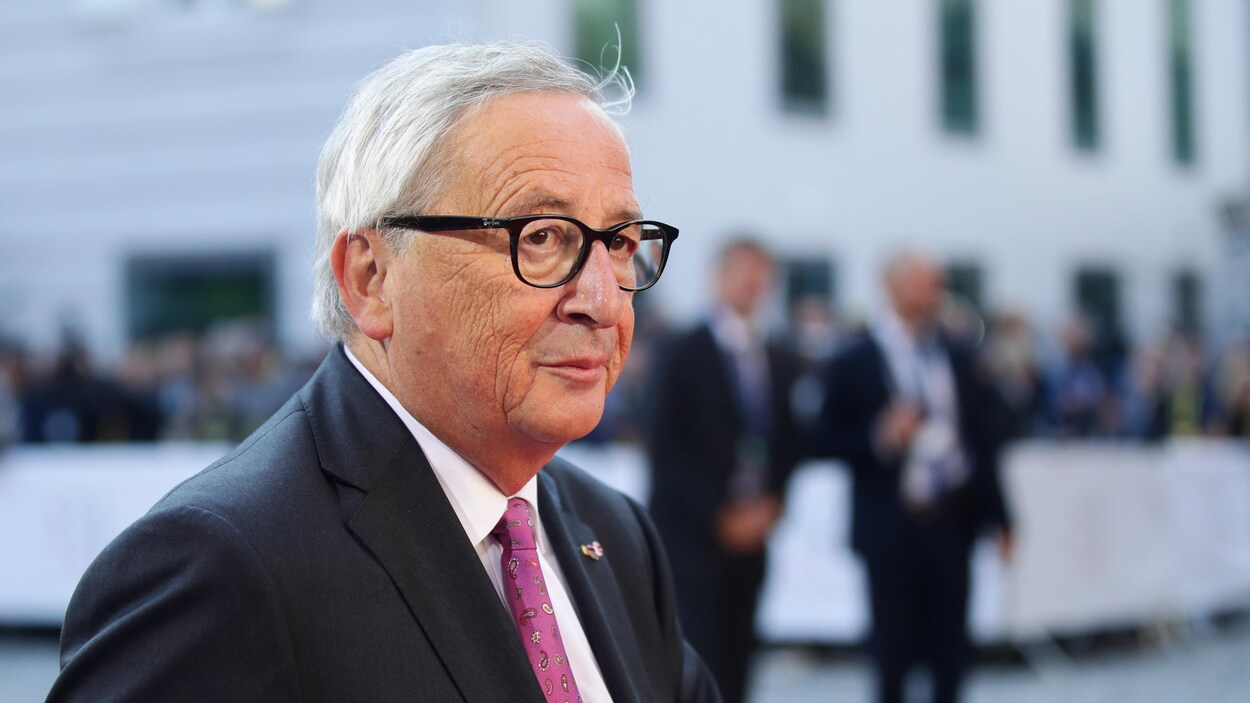 Juncker croit encore à un accord en novembre