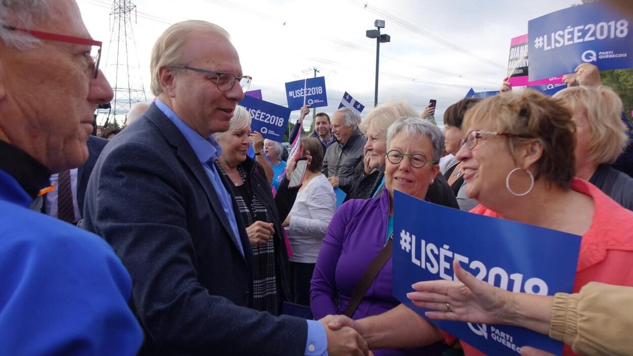 Québec Election de François Legault, Premier ministre à tendance trumpiste