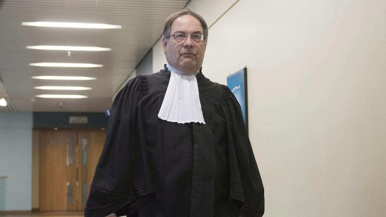 L'avocat criminaliste Jean Petit.