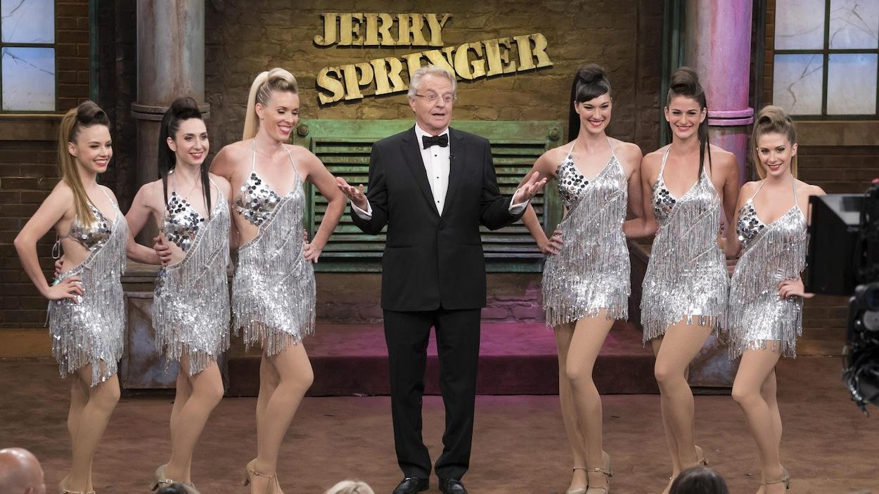 The Jerry Springer Show se termine après 27 ans.