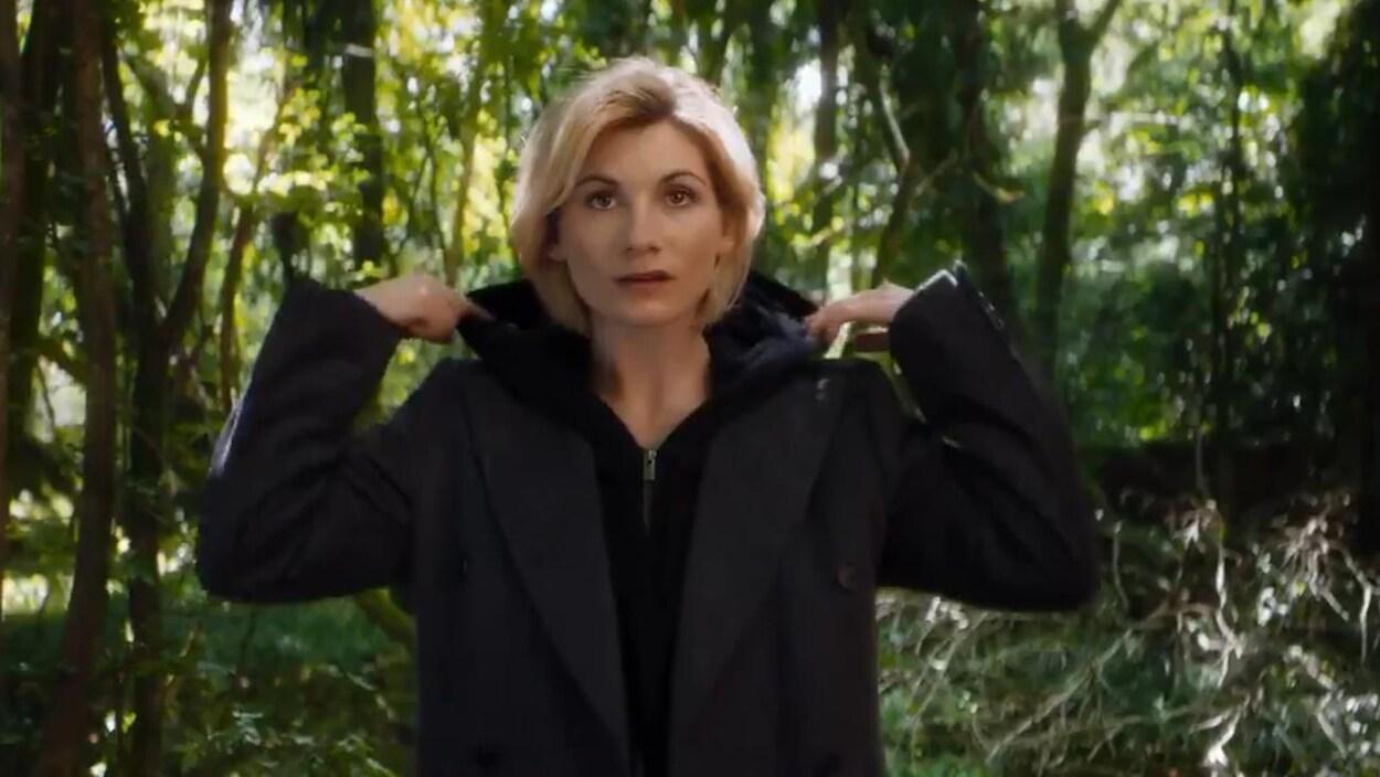 Jodie Whittaker est la nouvelle héroïne de la série «Doctor Who».