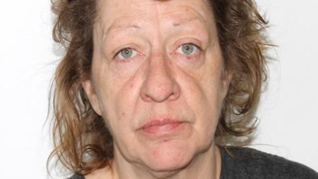 Johanne Plourde, âgée de 60 ans