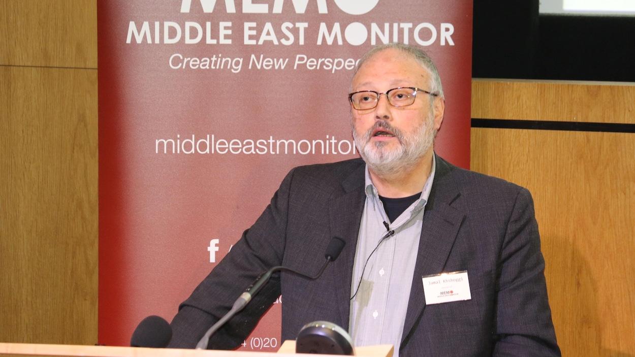Nouvelle version sur la disparition de son corps — Affaire Khashoggi