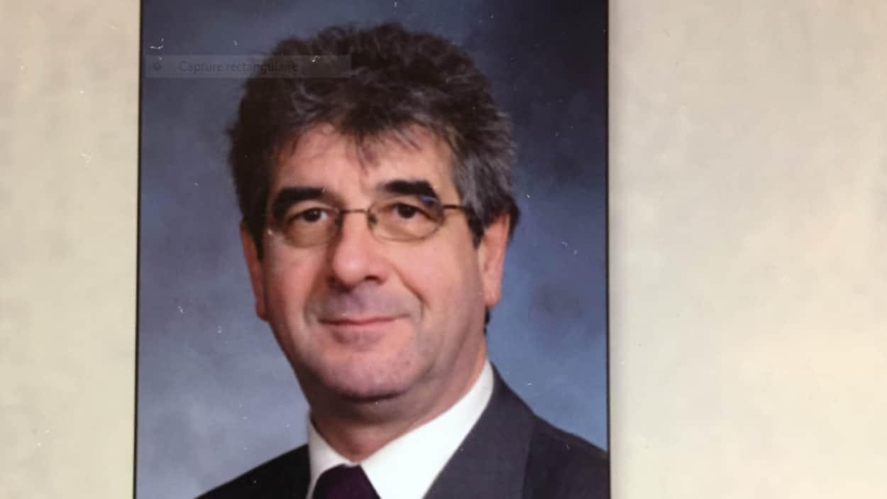 Le juge Gilles Garneau