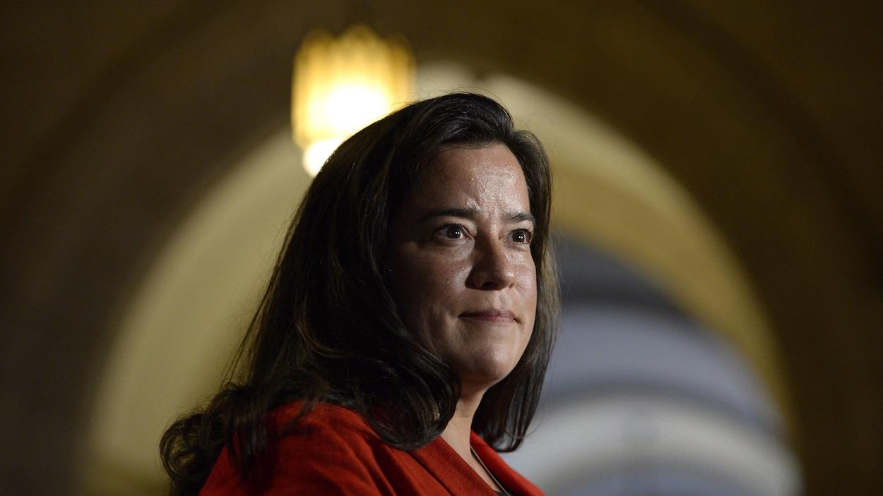 La ministre fédérale de la Justice Jody Wilson-Raybould