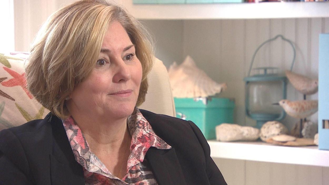 Karen Ludwig en janvier 2020.