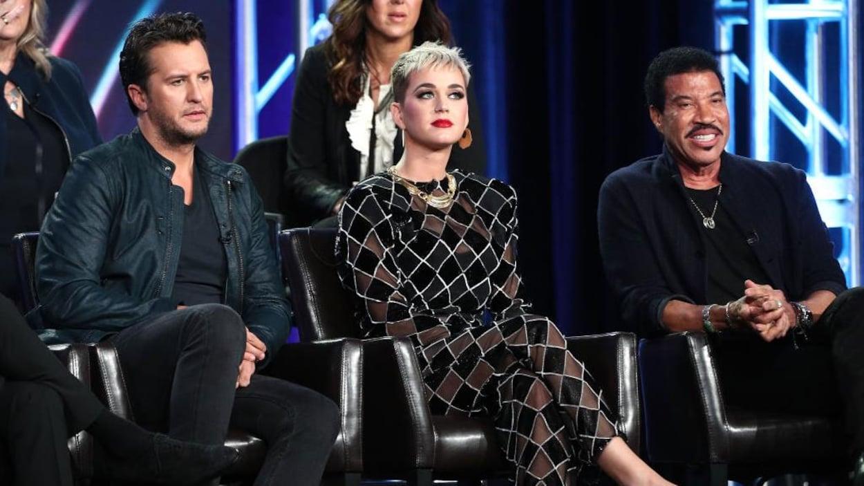 Controverse autour d'un baiser volé donné par Katy Perry