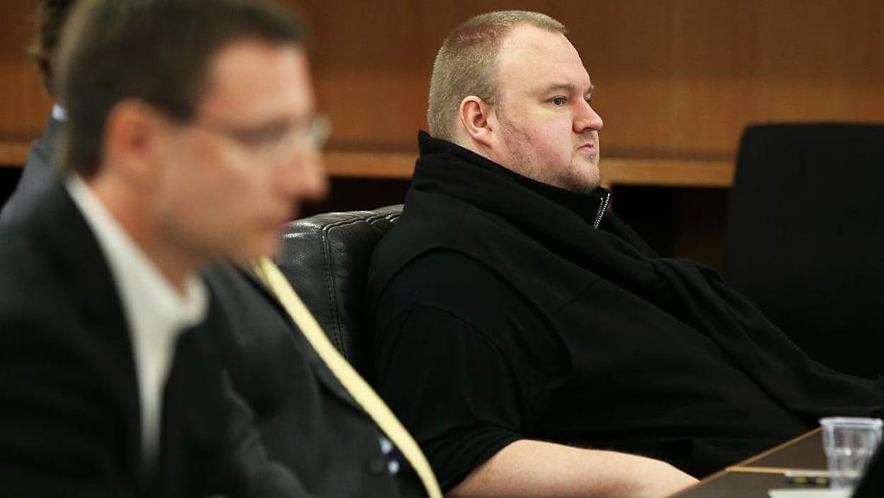 Son extradition vers les Etats-Unis vient d'être autorisée — Kim Dotcom