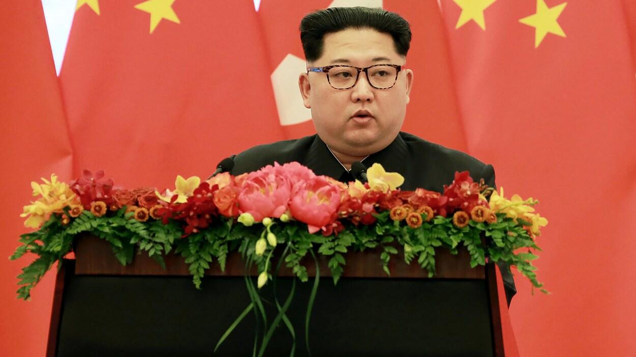 Dénucléarisation : Pyongyang continue à évoquer les