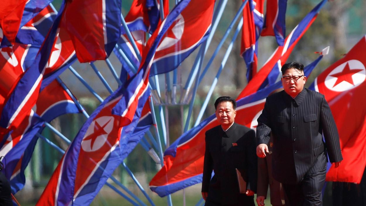Kim Jong-un dépêche sa soeur aux JO de Pyeongchang