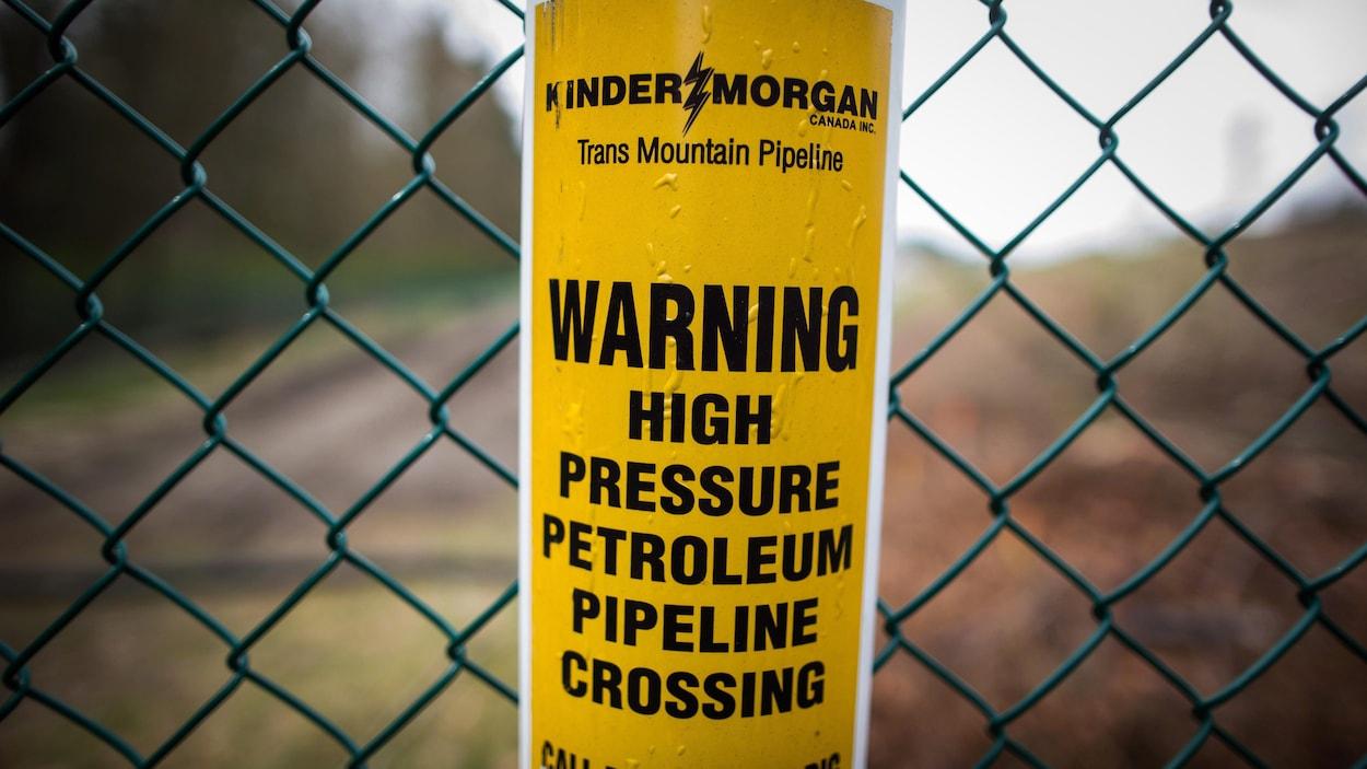 Un certain doute plane sur le projet depuis que Kinder Morgan a interrompu ses travaux sur Trans Mountain plus tôt ce mois-ci