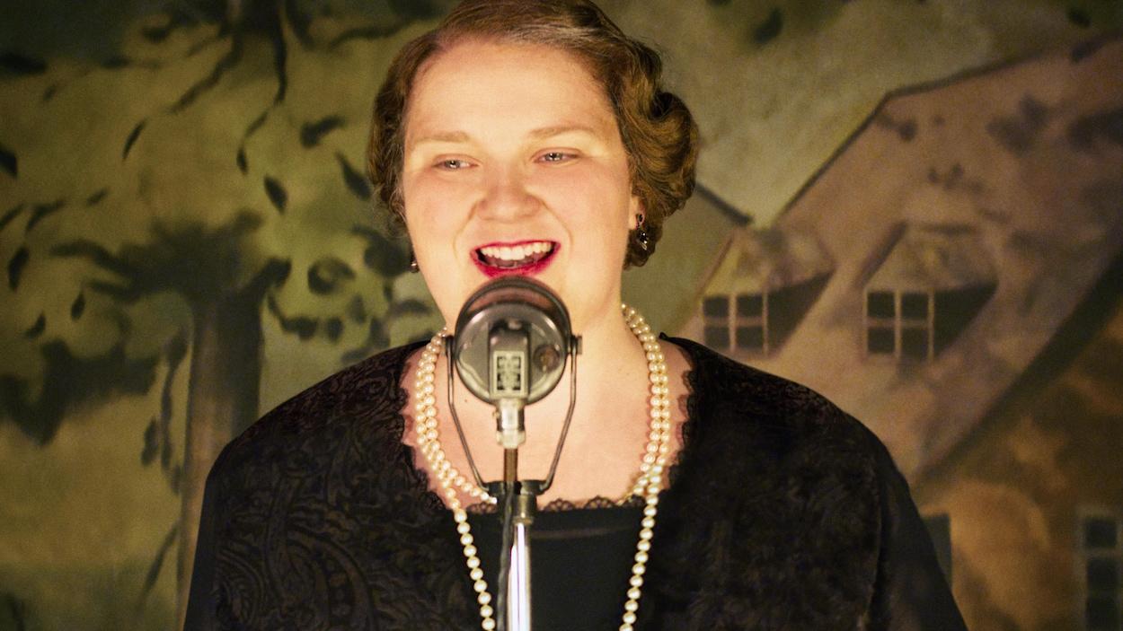 Debbie Lynch-White dans le film « La Bolduc »